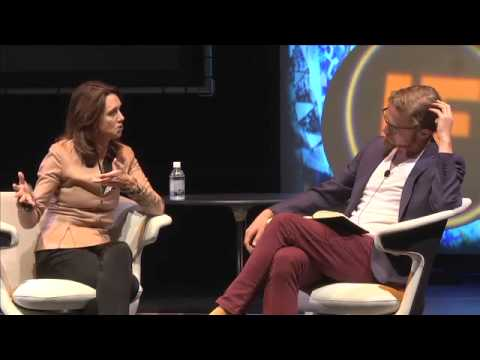 Beth Comstock, GE Senior Vice President & Chief Marketing Office, at IdeaFestival 2013
