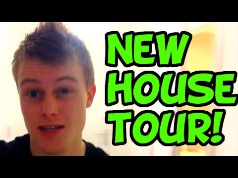 IRL VID! New House Tour!