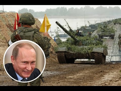 Russian-Belorussian Joint Military Exercise