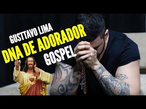 GUSTTAVO LIMA - DNA DE ADORADOR - NOVO SUCESSO GOSPEL