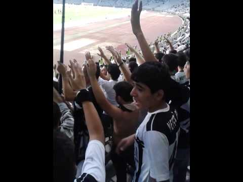 Neftci 1-2 Partizan. Forza Neftchi Fans (part2)