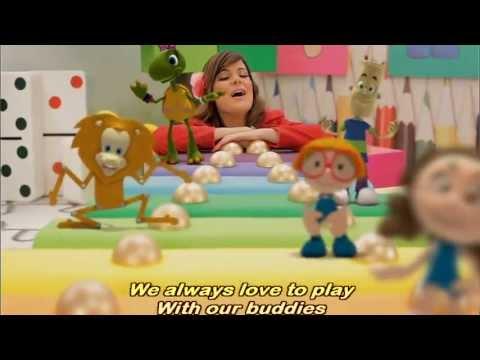 Amigo - Ana Paula Valadão - Crianças Diante do Trono 7 - DVD Davi - HD