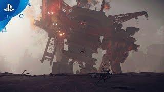 NieR: Automata - PlayStation Experience 2016 Trailer