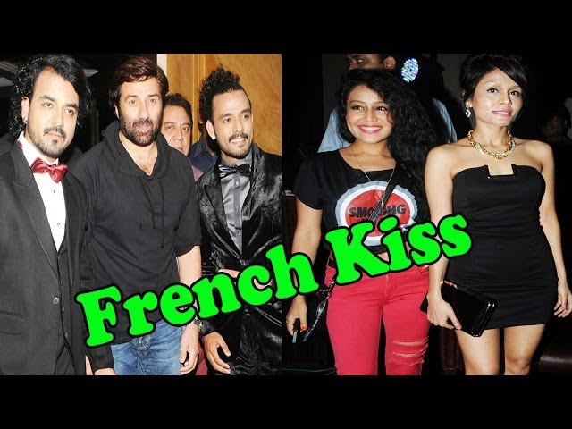 "Sunny Paji Launch Debut Album Of Sharib & Toshi "" French Kiss"""