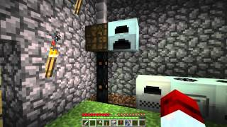Minecraft Mod Lets Play 1.2.5 - 2 серия