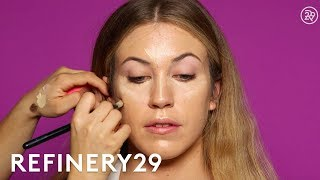 I Got Transformed Into Gigi Hadid | Beauty Evolution | Refinery29