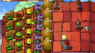 Let's Play Plants Vs Zombies 31 NAM NAM NAM! I EAT UR