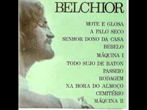 MPB/Belchior - M�quina I