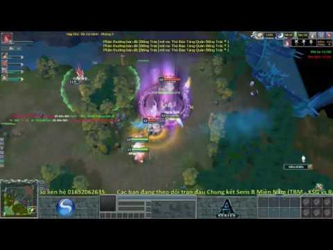 3Q Củ hành Chung kết Seris B Tp HCM (TBM KSG vs Royal) game 2.3.4