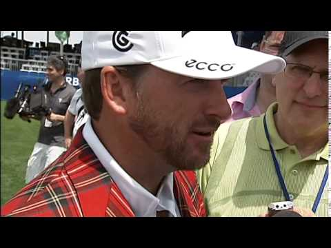 Graeme McDowell finds his Inspiration