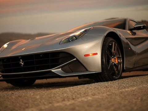 CNET On Cars - Ferrari F12berlinetta: A stunning supercar
