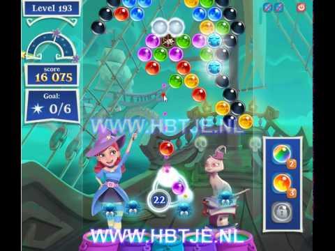 Bubble Witch Saga 2 level 193