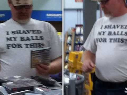 People Of WalMart Newest Photo's ( Part 1 ) - YouTube