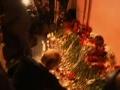 Raw: Putin Lays Flowers At Russian Blast Scene