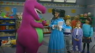Barney & Friends: Honk! Honk! A Goose On The Loose