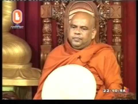 Ven Borelle Athula Thero - The Buddhist TV Dharma Desana