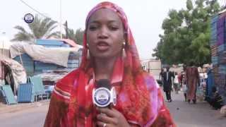 Magal 2013 : Ambiance au Daral de Touba