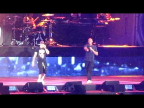 Eminem & Dr.Dre-Still D.R.E. & Nothin' But A G Thang(Live @Wembley Stadium,London)12/7/2014