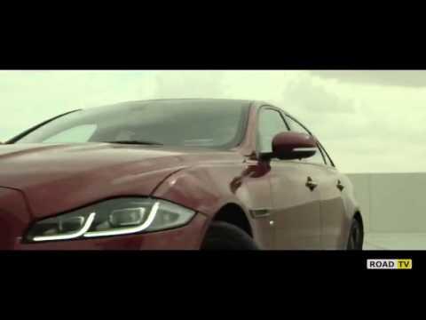 Кто быстрее Jetman vs Jaguar XJR