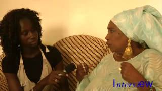 Interview avec Marie Madeleine Diallo
