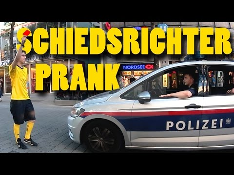 Schiedsrichter Prank - EM 2016