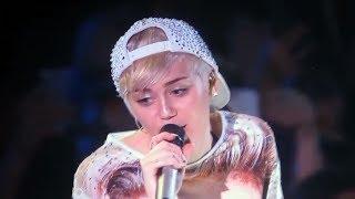 Miley Cyrus - Landslide (Fleetwood Mac Cover)