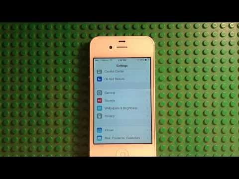 7 Tips for Speeding Up iOS 7 on iPhone 4