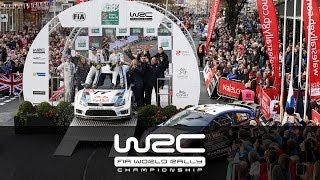 Vid�o Stages 20-22: Wales Rally GB 2013