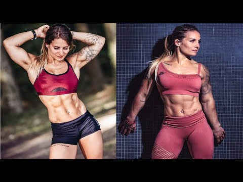 Alizee Andreani 2020 - cool motivation (Crossfit athlete from France)