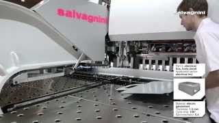 SALVAGNINI P2lean – the optimal manufacturing solution