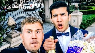 WE CRASHED A BILLIONAIRE'S OSCARS 2017 PARTY   Yes Theory