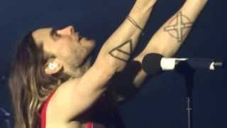 30 Seconds To Mars - Kings & Queens (live HD) Newcastle 2013 view on youtube.com tube online.