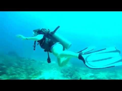 Drift dive, Cancun July 2015