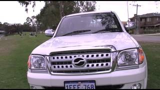 Zoom TV on 7mate Ep 11  ZX Autos Grand Tiger