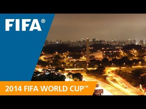 World Cup Host City: Sao Paulo
