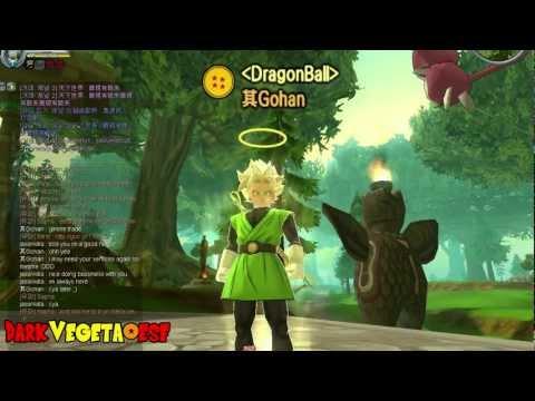 Dragon Ball Online Super Saiyan Wish!, Visit my Website!: http://adf.ly/BtXL6 Find me on Facebook: http://adf.ly/BtWMx Find me on Twitter: http://adf.ly/BtWVX Hi guyz i just gathered all the drago...