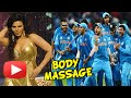Rakhi Sawant To Give BODY MASSAGE To MS Dhoni And Team | ICC World Cup