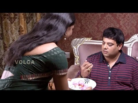 Mr. Manmadha Scenes - Climax Scene (Mr Manmadha The End Of First Night) -  Krishnudu, Sonia Deepti