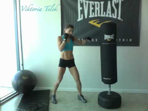 Burn Fat-Get 6 Pack Abs: Boxing Workout Everlast