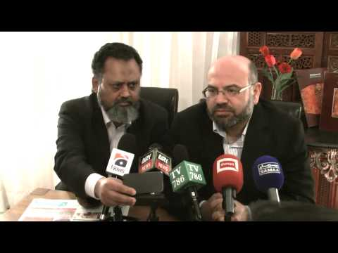 London Media Q & A with Asif Luqman Qazi Vice President of Milli Yakjahti Council Pakistan