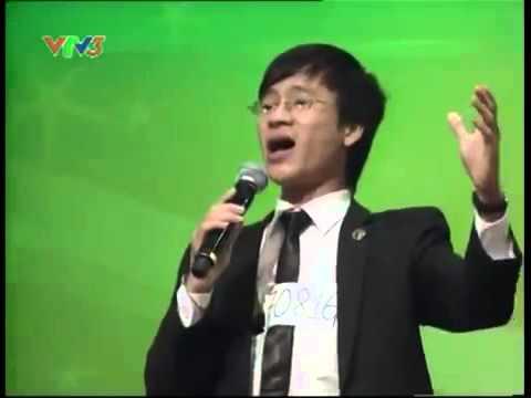 Vietnam Got Talent 2013 - Vòng Loại Sân Khấu - Trần Hữu Kiên