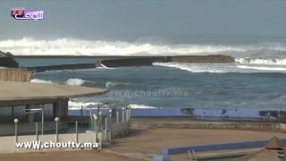 خبر اليوم : ميني تسونامي يضرب المدن المغربية الساحلية | خبر اليوم