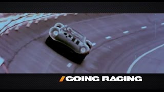 Jaguar XJ13 Concept and D-Type -- /GOING RACING WITH ADAM CAROLLA. Drive Youtube Channel.