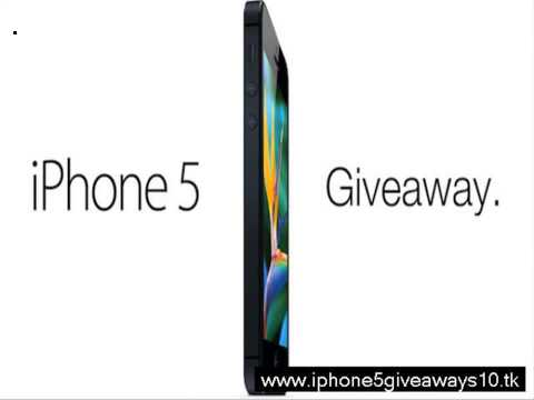 Win a new Apple Iphone 5S 2013, %100 FREE