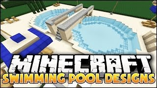 All Comments On Minecraft Swimming Pool Designs YouTube