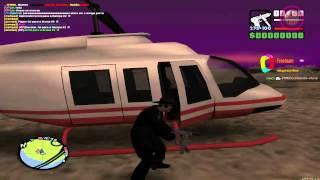 GTA San Andreas ONLINE!! #1 Ninguém Meche Comigo!