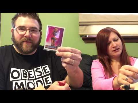 Wife PISSED about SEXY WWE Diva POSTERS! Epic FAN MAIL Figure UNBOXING!