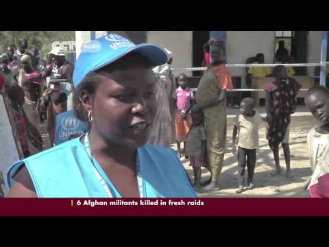 UN Aid Agencies Arrive In Malakal, S. Sudan