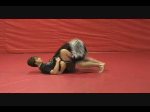 Donkey Pass from Butterfly Guard