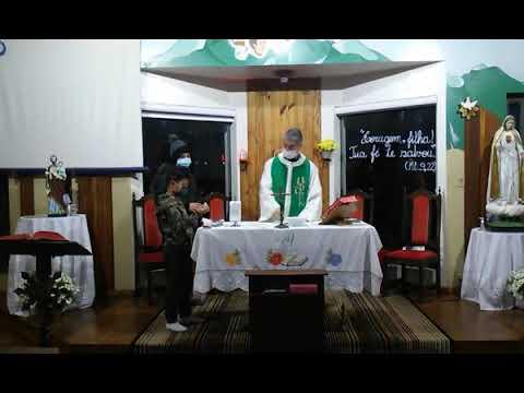 Santa Missa | 28.07.2021 | Quarta-feira | Padre Robson Antônio | ANSPAZ